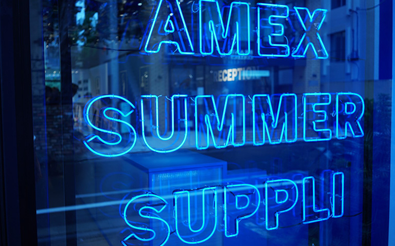 AMEX SUMMER SUPPLI