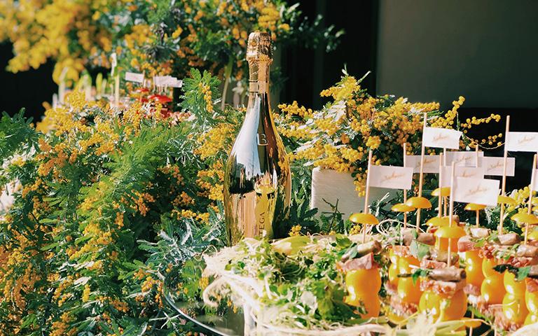 Mimosa Garden Party