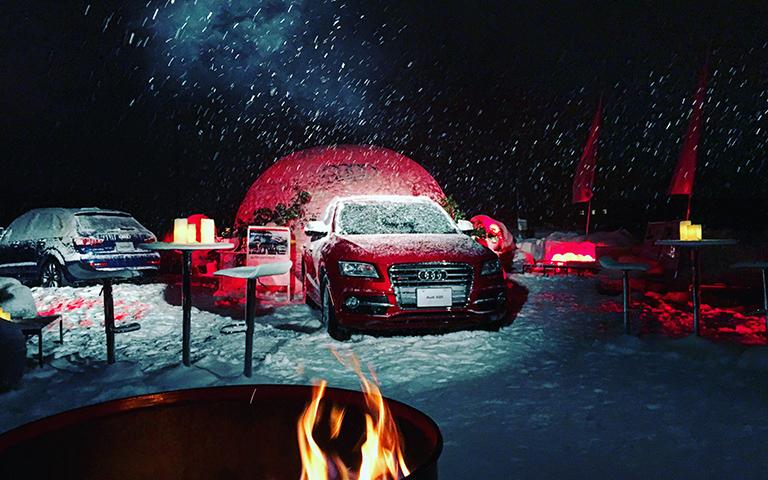 Audi Cafe